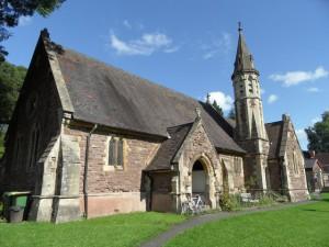 St Saviours Church Redbrook