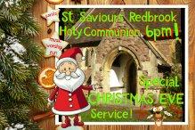 Redbrook Christmas service